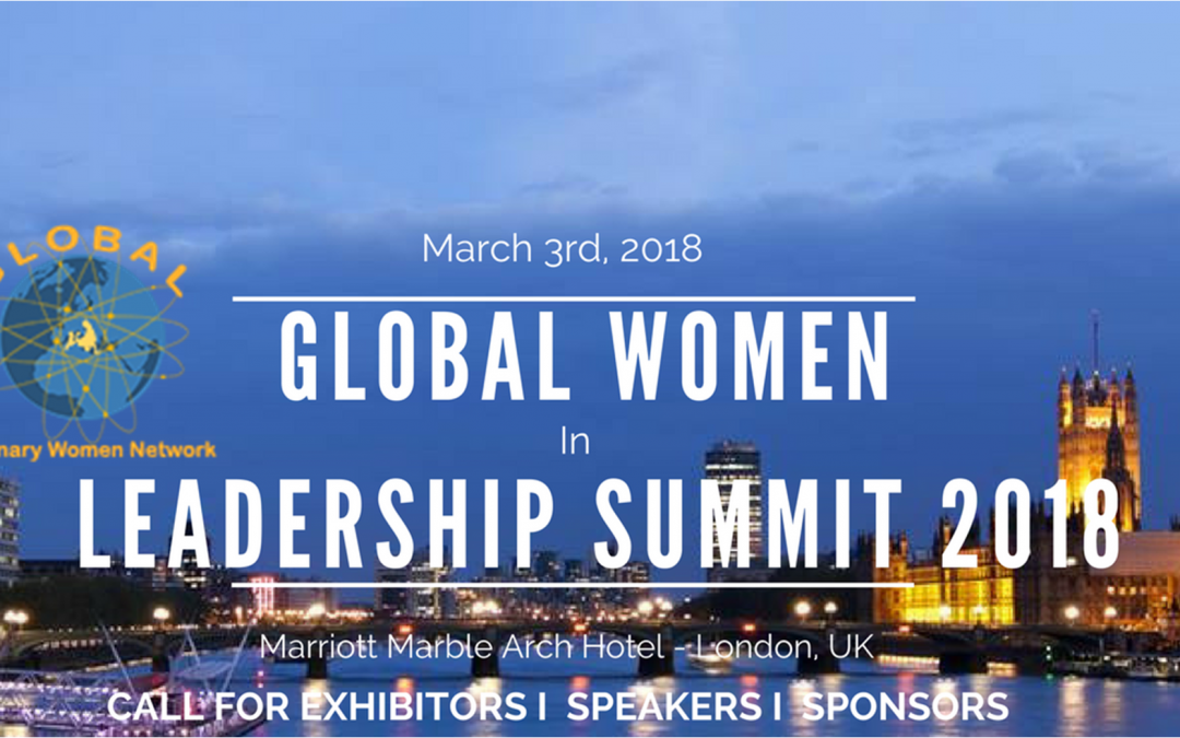 Global Women Leadership Summit 2018